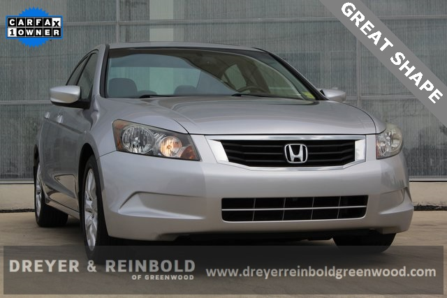 Pre-Owned 2010 Honda Accord EX-L