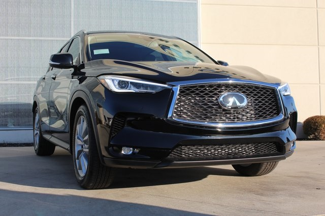 2020 QX50 LUXE AWD