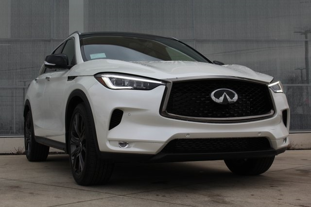 New 2020 Infiniti Qx50 2 0t Essential Awd Crossover In South Greenwood G4438 Dreyer Reinbold Infiniti Of Greenwood