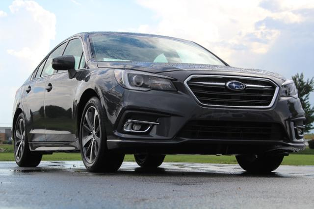 Pre-Owned 2018 Subaru Legacy 2.5i Limited