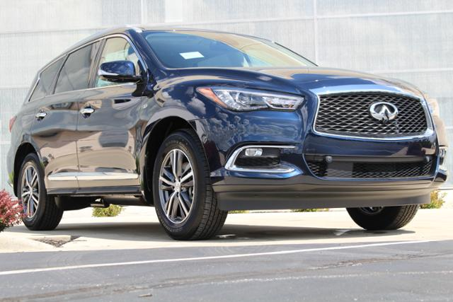 2019 QX60 LUXE All Wheel Drive