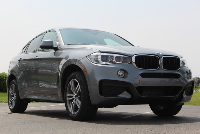 Pre-Owned 2019 BMW X6 M xDrive35i