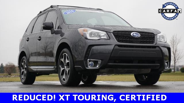 Pre Owned 2016 Subaru Forester 2 0xt Touring