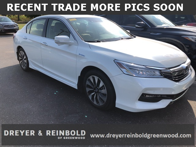 Pre-Owned 2017 Honda Accord Hybrid Touring
