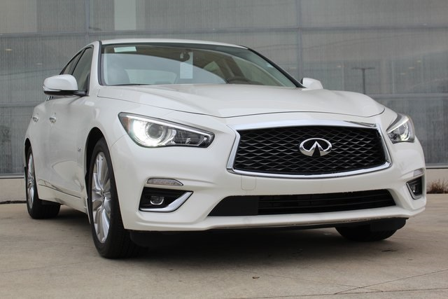 2020 Q50 LUXE AWD