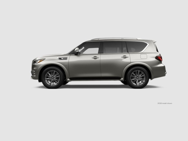 New 2019 Infiniti Qx80 Luxe 4wd Suv In South Greenwood
