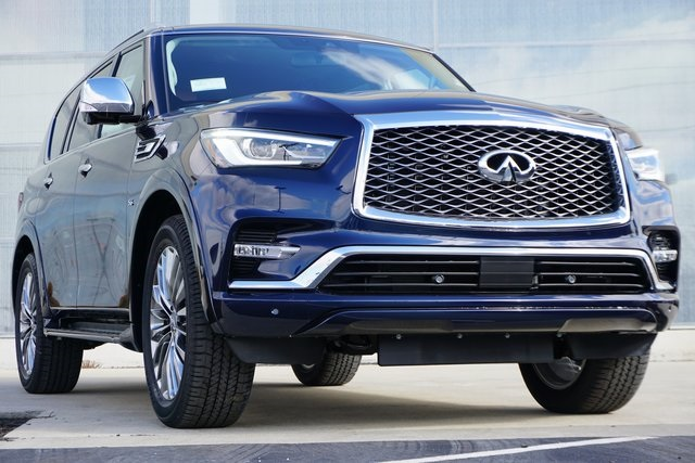 2019 INFINITI QX80 All Wheel Drive