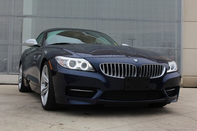 Pre-Owned 2014 BMW Z4 sDrive35is