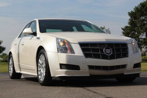 Pre-Owned 2011 Cadillac CTS Luxury