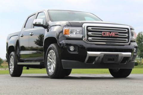 Pre-Owned 2016 GMC Canyon 4WD Crew Cab 128.3 SLT