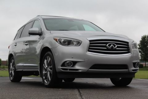 Pre-Owned 2015 INFINITI QX60 Base, Deluxe Touring, Premium +, Theater, Technolo