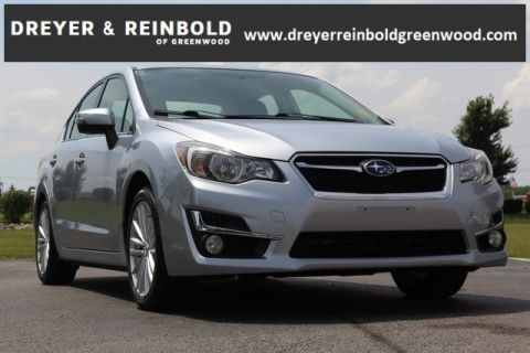 Pre-Owned 2015 Subaru Impreza 2.0i Limited