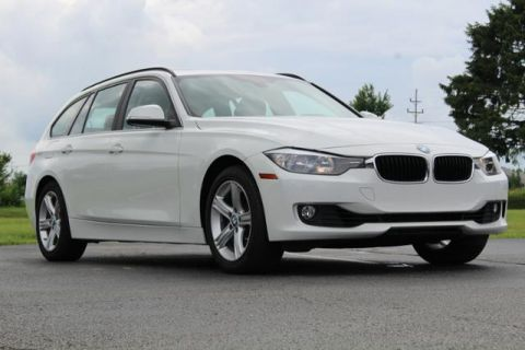 Pre-Owned 2015 BMW 3 Series 4dr Sports Wgn 328i xDrive AWD