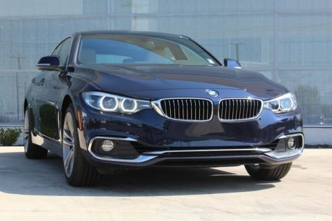Pre-Owned 2019 BMW 4 Series 430i xDrive