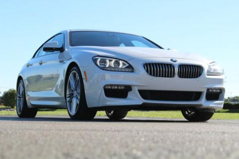 Pre-Owned 2015 BMW 6 Series 4dr Sdn 650i xDrive AWD Gran Coupe