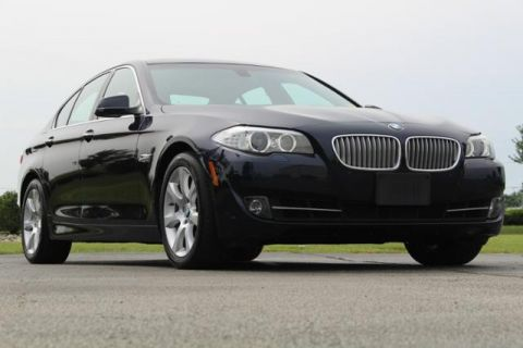 Pre-Owned 2013 BMW 5 Series 4dr Sdn 550i xDrive AWD